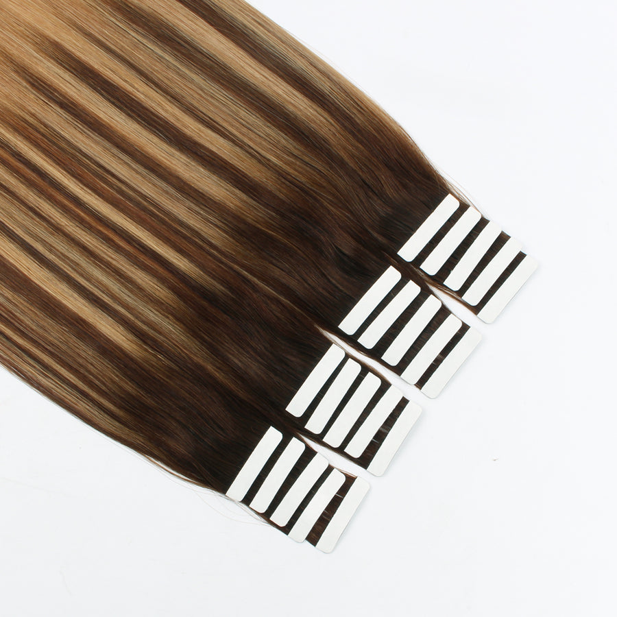 Tape In Hair Extension Balayage B#4/#27