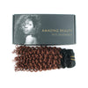 Jerry curly clip in extensions ombre  N/33# 16"