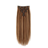 160g Highlights 4/27# Clip In Hair Extensions