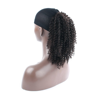 Clip In Ponytail Kinky Curly