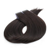 1B# 100% Human Hair Virgin Tape In Hair Extensions