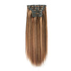 140g Highlights P4/27# Clip In Hair Extensions