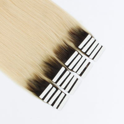 Tape In Hair Extension Rooted R#2/#60