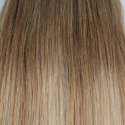 Tape In Hair Extension Rooted Highlights RP6-18/613