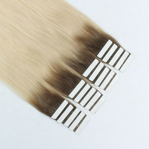 Tape In Hair Extension Rooted R#6/#60