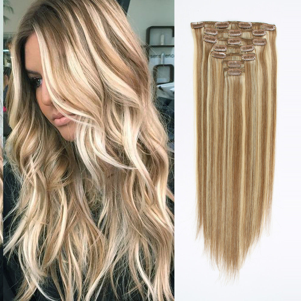Clip In Hair Extension Highlights P 10 613