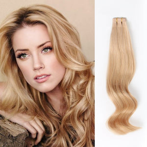 Tape In Hair Extension #18 Dirty Blonde