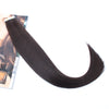 Remy tape in hair extensions #2 dark brown |var-31551553830984