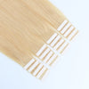 Remy tape in hair extensions #22 medium blonde|var-31549208854600