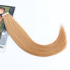 Remy tape in hair extensions #27 Strawberry Blonde |var-31551554093128