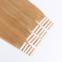 Tape In Hair Extension #27 Strawberry Blonde