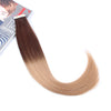 Remy tape in hair extensions Ombre #3/12 |var- 31550918230088