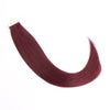 Remy tape in hair extensions #530 Burgundy|var-31551457919048