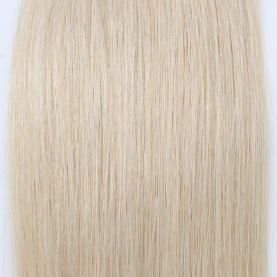 Tape in Hair Extensions #60 Platinum Blonde