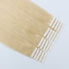 Remy tape in hair extensions #613 beach blonde|var-31549209018440