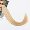 Tape In Hair Extension P #18/#613 Dirty Blonde Highlights Beach Blonde