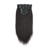 Clip in Hair Extension Yaki Straight