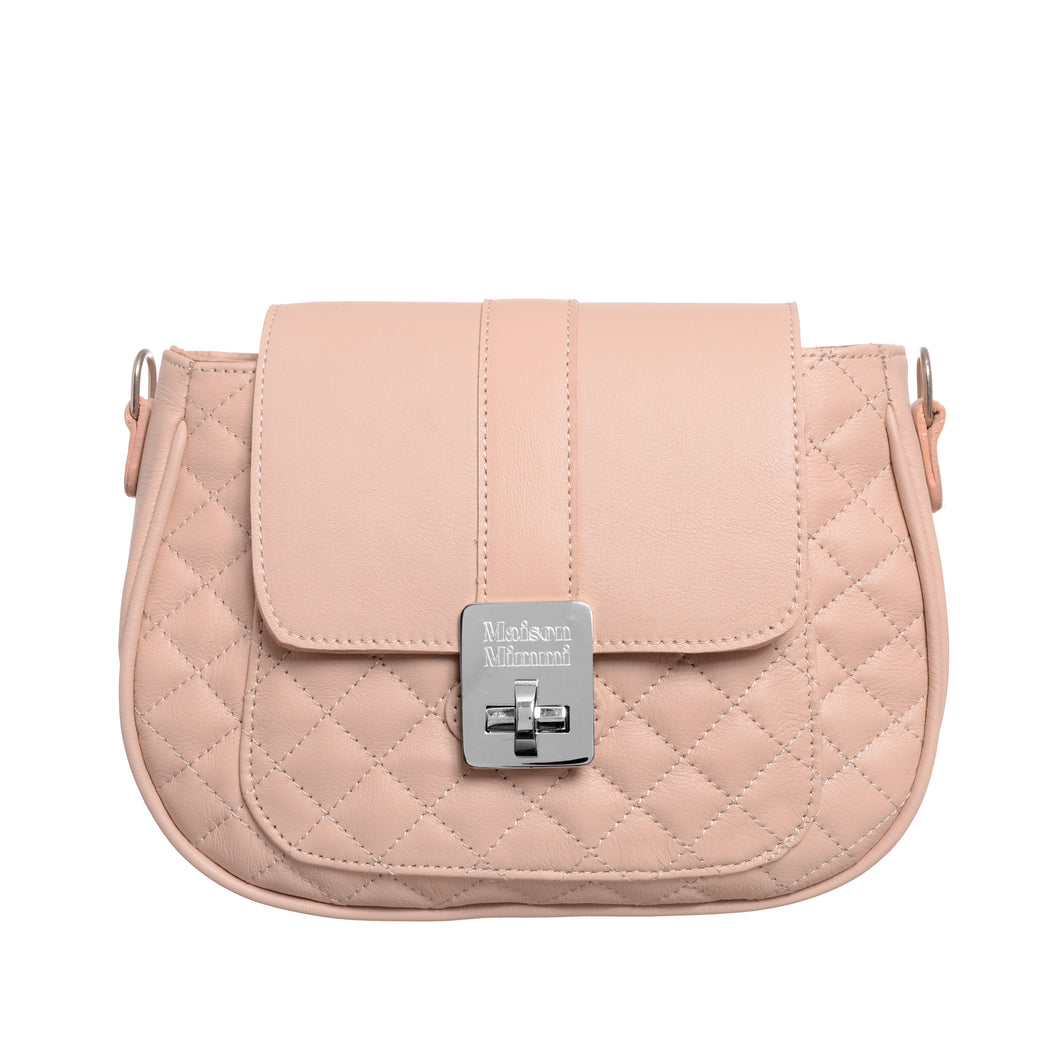 Anne Bag Matelasse Nude