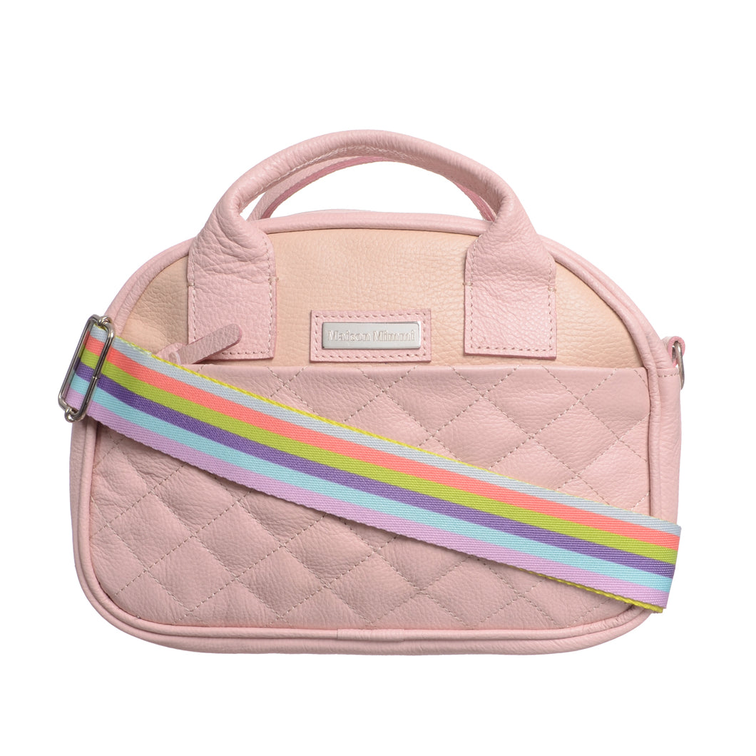 Chelsea Bag Matelasse Rose