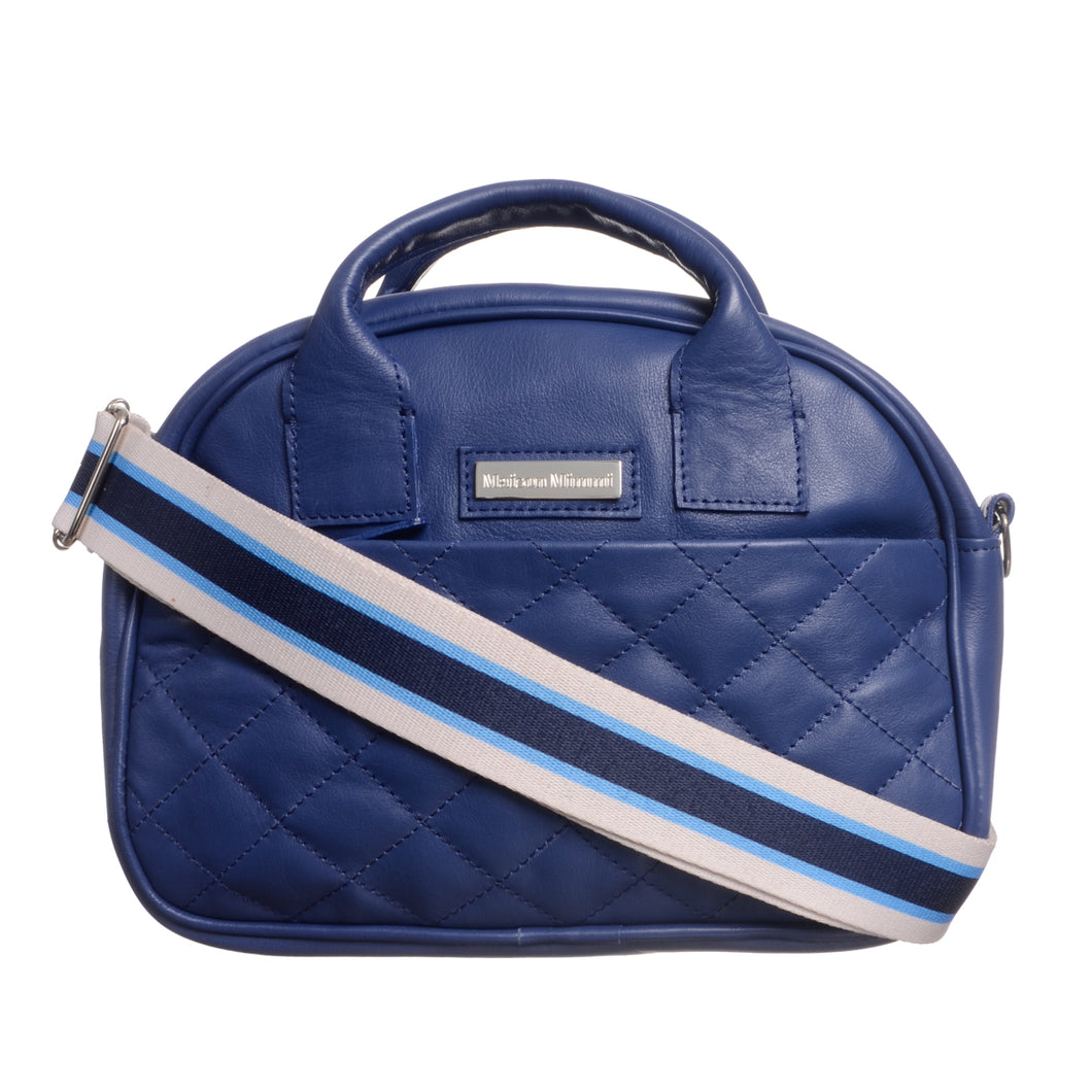 Chelsea Bag Matelasse Blue