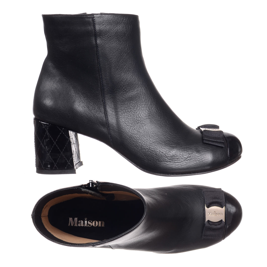 Ankle Boots Signorina Black