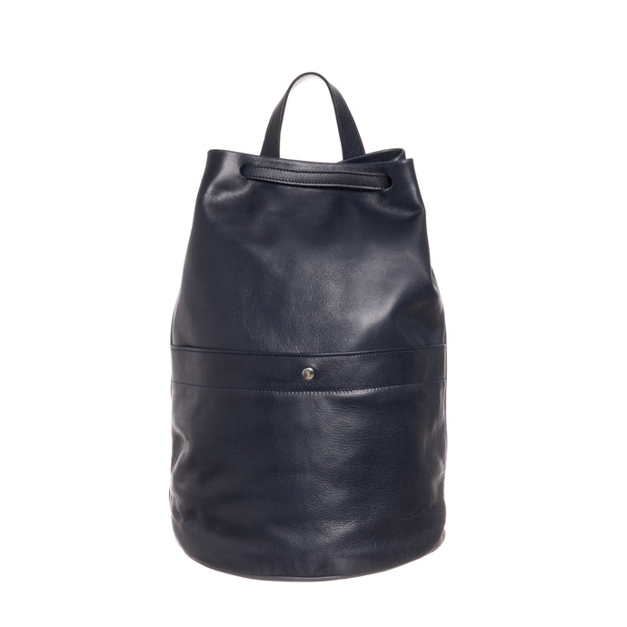 Birmin City Backpack Deep Blue
