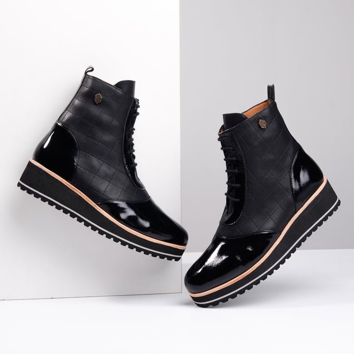 Ultra Light ARMY Boots Negras