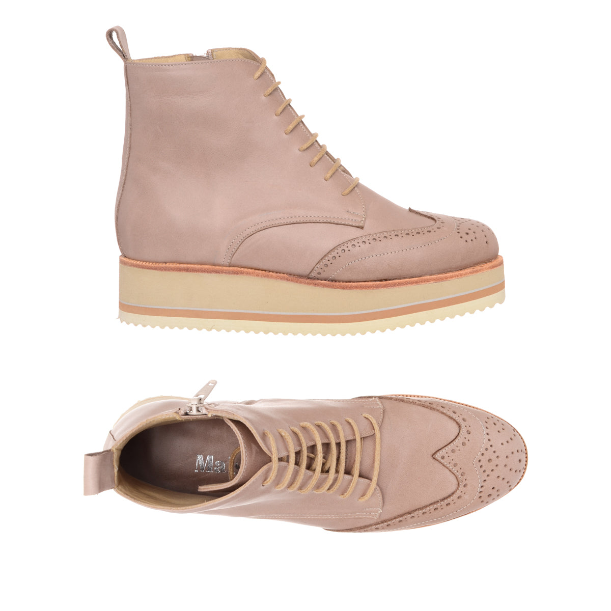 Ultra Light ARMY Boots Vison