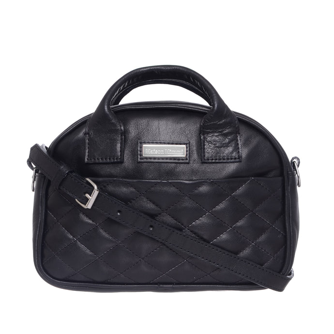 Chelsea Bag Matelasse Black