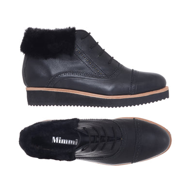 Ultra Light Boots Castorino Black