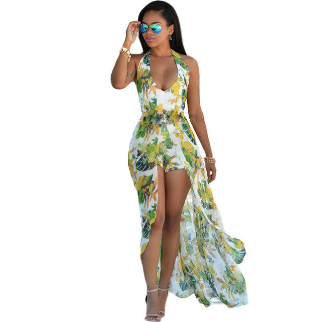 Floral Short Dress Collection