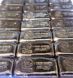 1 Troy Ounce .999 Fine Lead Bullion Bar