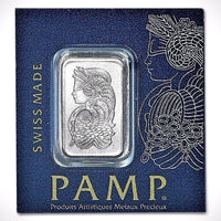 1 Gram .999 Fine Platinum Bullion Bar