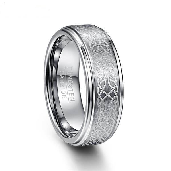 Celte Celtique Gaulois Bague Viking