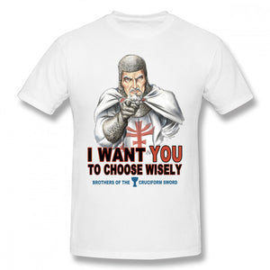 T-Shirt I Want You