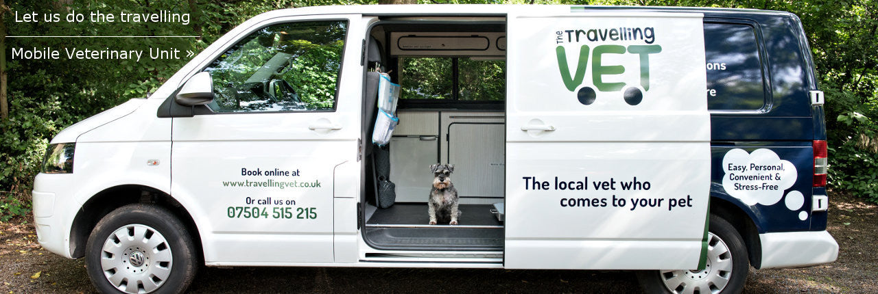 Mobile Veterinary Unit for home visits