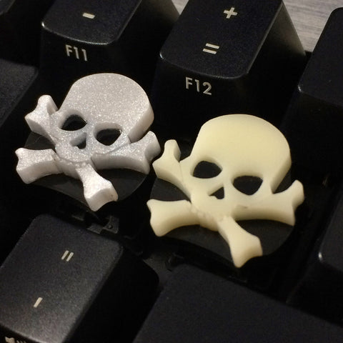 Skull and Crossbones - Cherry MX Keycap
