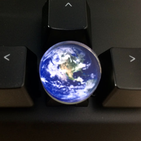 Planet Photo Keycaps - Cherry MX