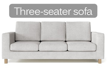 Three Sofa Cover