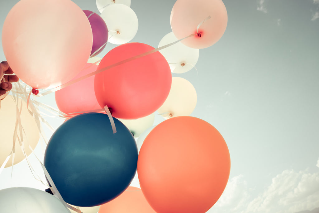 Balloon Ideas To Get Your Party to Pop