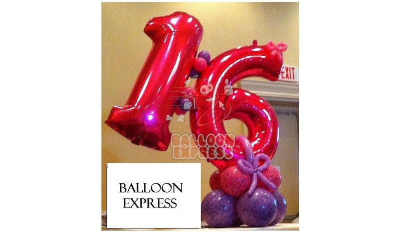Sweet 16 Signature Gift - Balloon Express