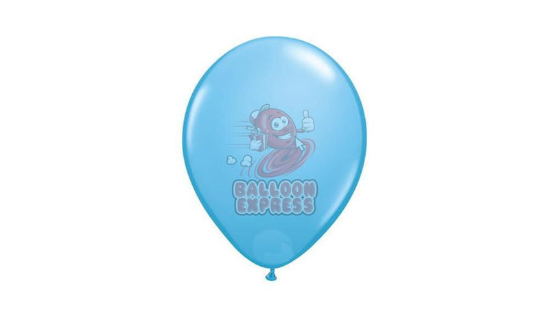 Pale Blue - Helium Inflated - Balloon Express