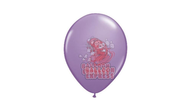 Spring Lilac - Helium Inflated - Balloon Express