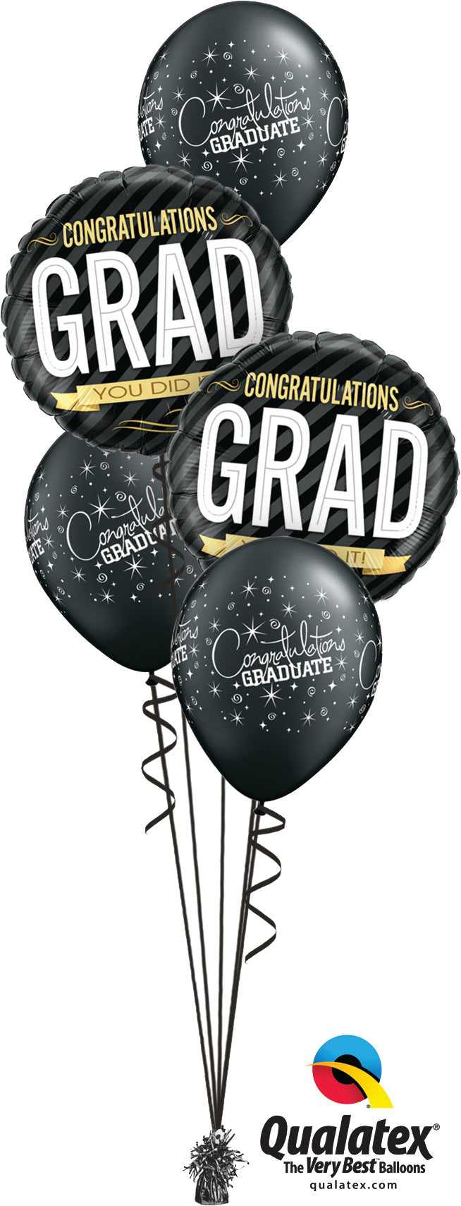 You go Grad! - Balloon Express