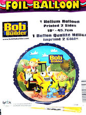 "18"" LICENSED MYLARS: Bob the Builder - Balloon Express"