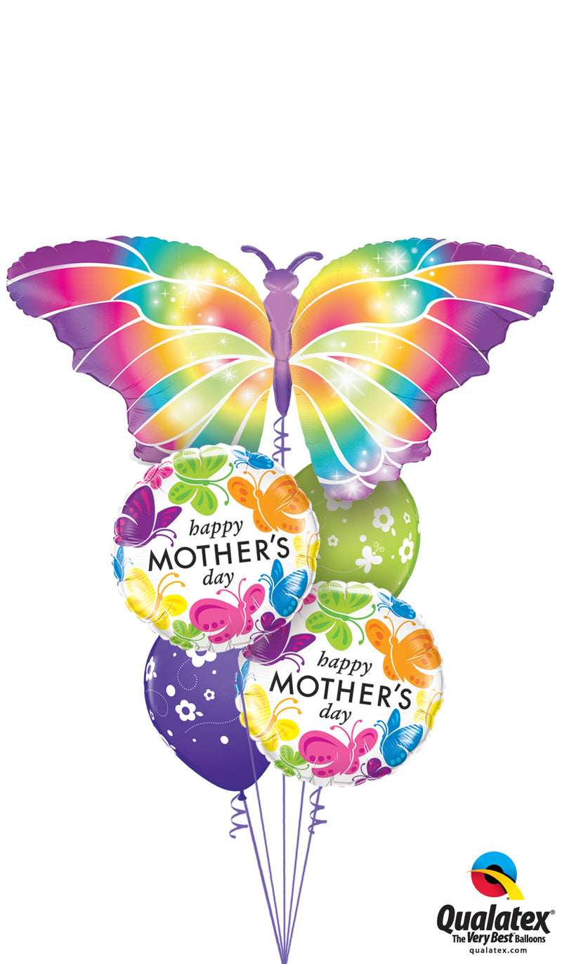 Butterfly Kisses for Mom - Balloon Express