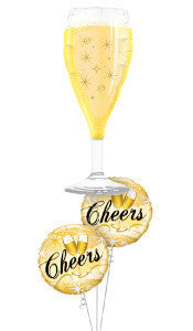 Cheers - Balloon Express