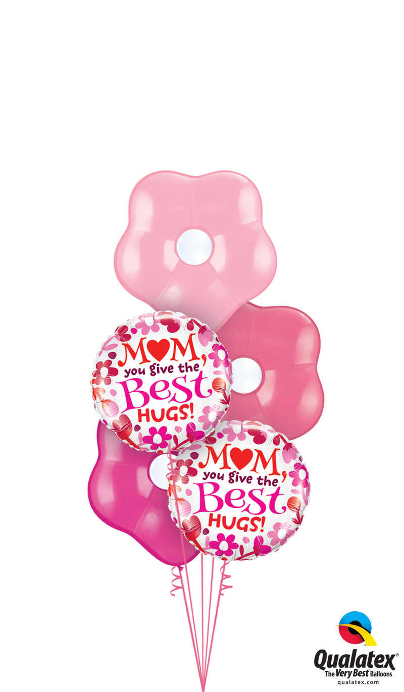 Hugs and Kisses for Mom - Balloon Express