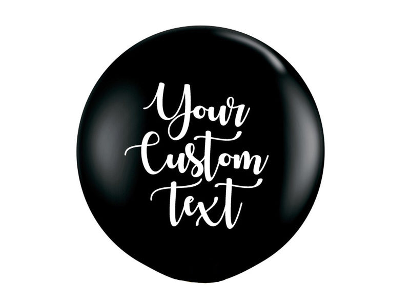Personalized Jumbo Balloon