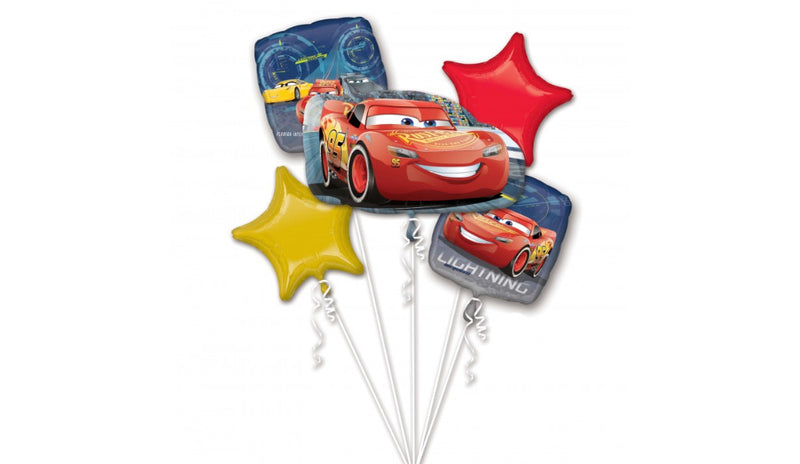 Cars 3 Lightning McQueen - Balloon Express